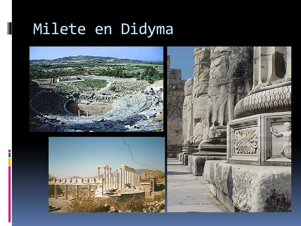 Milete en Didyma