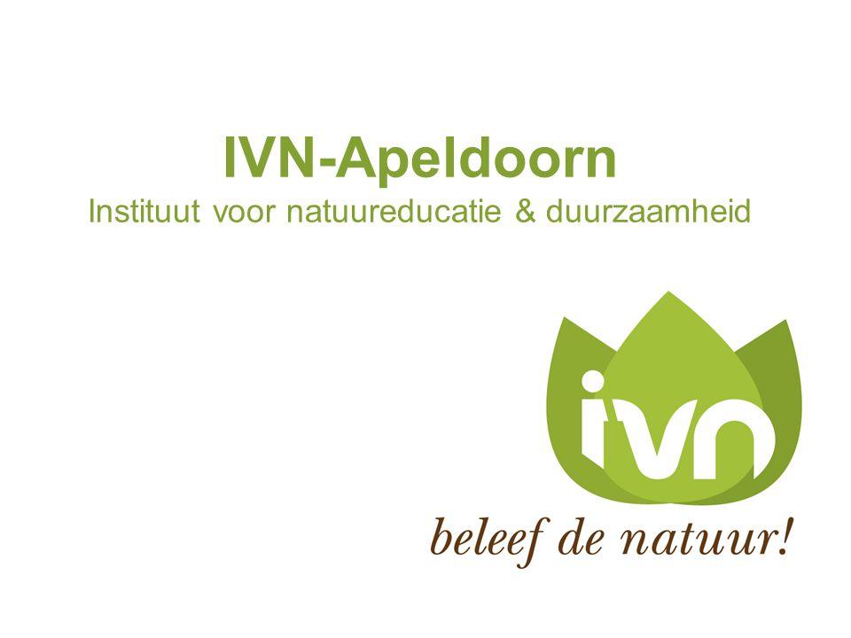 IVN-Apeldoorn Instituut voor natuureducatie & duurzaamheid