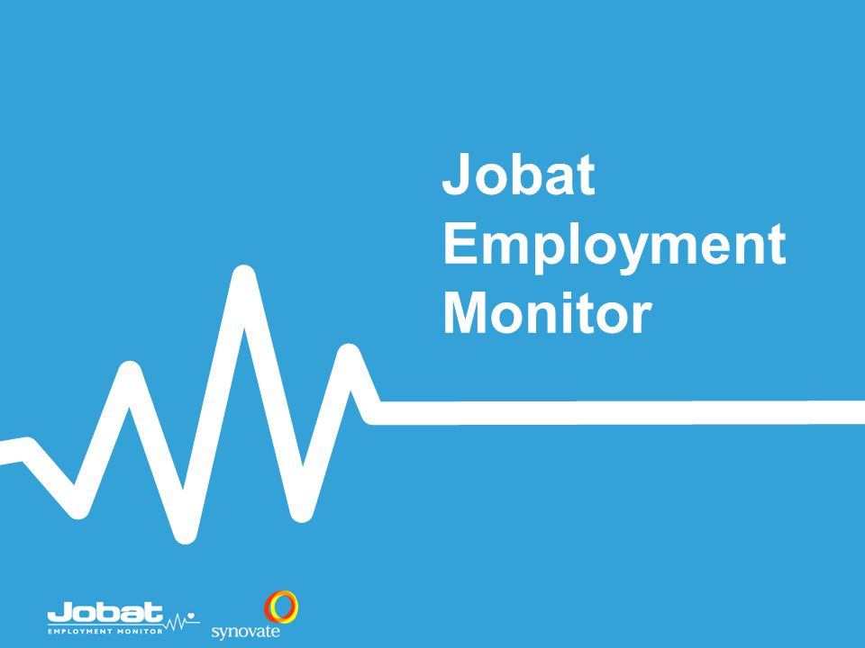 Jobat Employment Monitor