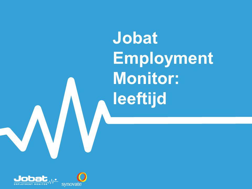 Jobat Employment Monitor: leeftijd