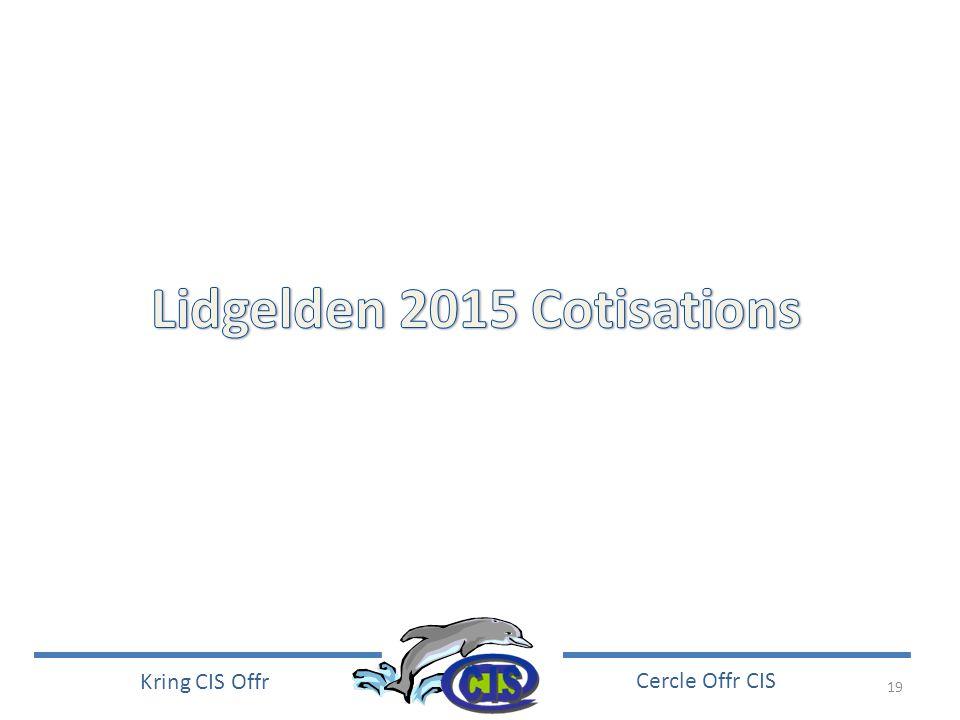 19 Kring CIS Offr Cercle Offr CIS