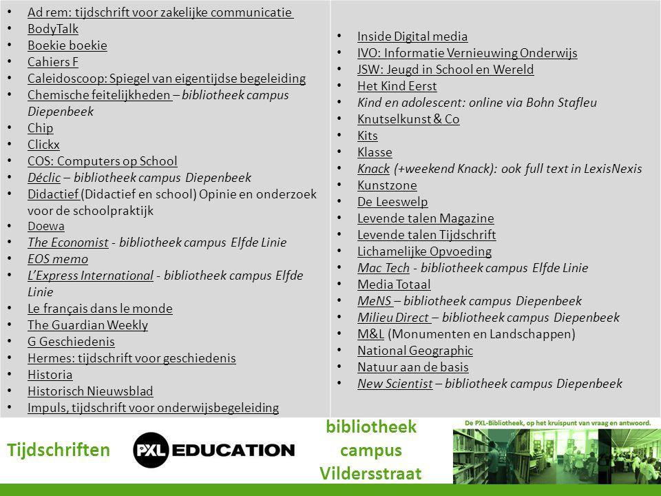 • Ad rem: tijdschrift voor zakelijke communicatie Ad rem: tijdschrift voor zakelijke communicatie • BodyTalk BodyTalk • Boekie boekie Boekie boekie •