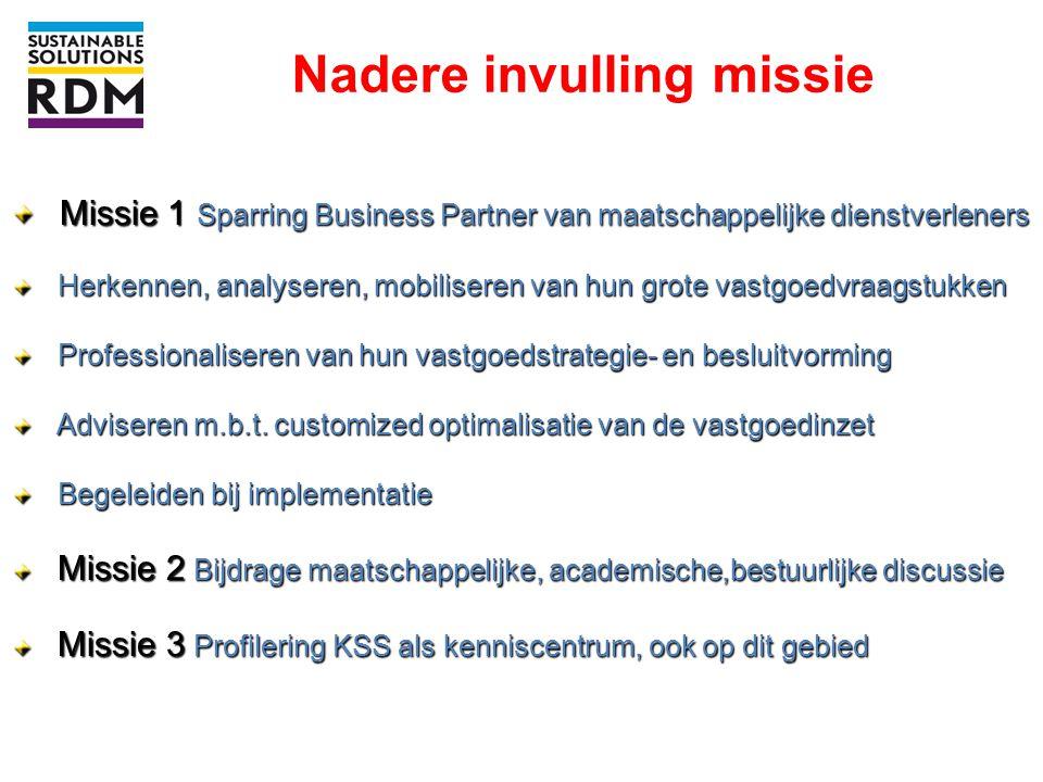 Missie 1 Sparring Business Partner van maatschappelijke dienstverleners Missie 1 Sparring Business Partner van maatschappelijke dienstverleners Herken