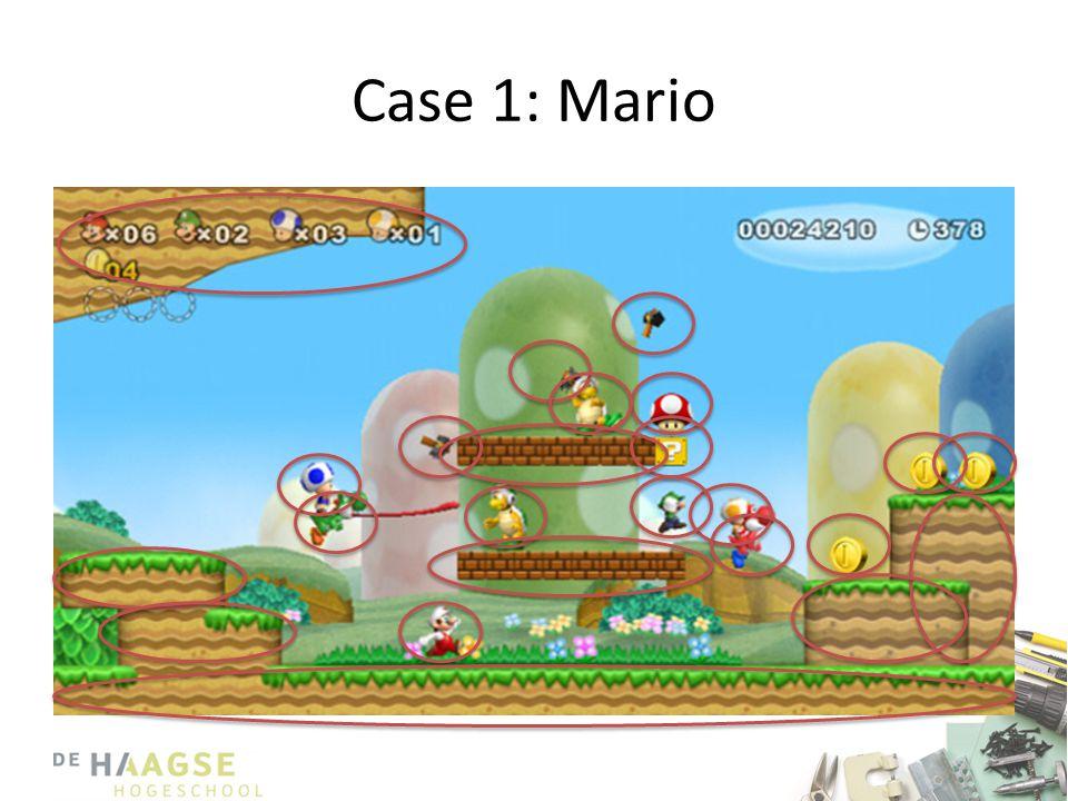 Case 1: Mario