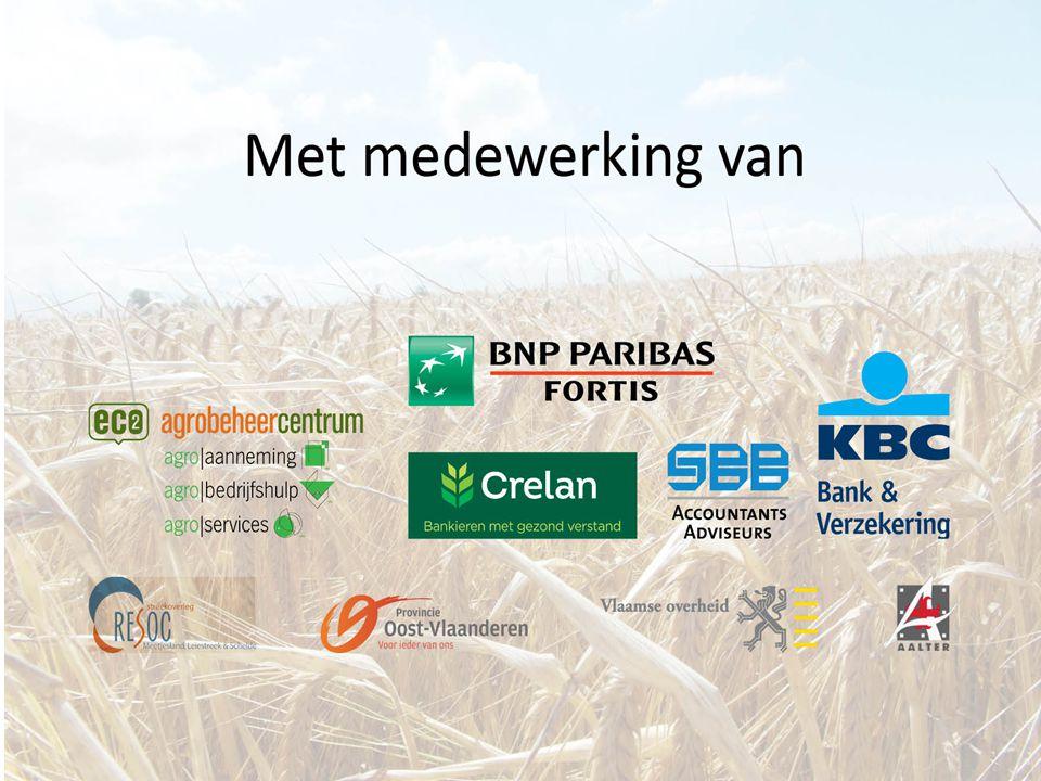 Vlaams niveau •Vorming en opleiding: via EDU+ •Paritair leercomité •Contacten met VDAB –Onderwijs (deeltijds – voltijds) •Preventie van ongevallen –PreventAgri Vlaanderen 53