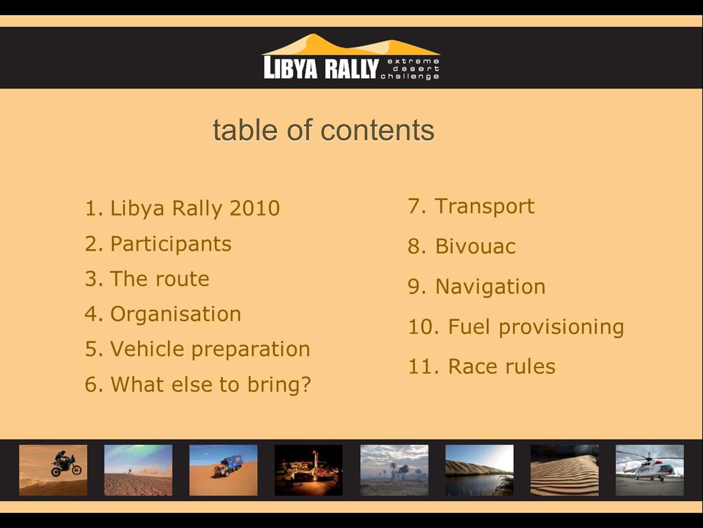 4.3. Race management RACE & RAID Maurice MAUREY (F) + 10 commissaires de course