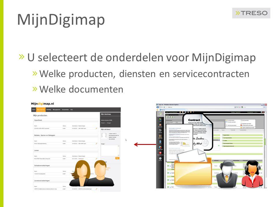 MijnDigimap Klant kan afspraakverzoek indienen