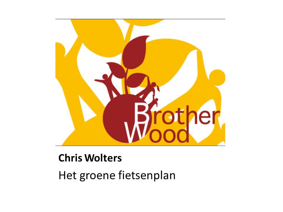Chris Wolters Het groene fietsenplan