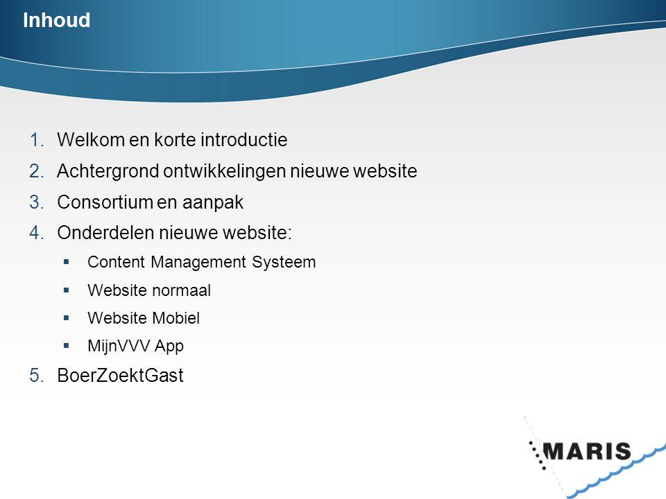 Inhoudsopgave Stap 4: Geniet van Noord-Holland - Uw wensenlijst wordt in een eenvoudige overzicht weergegeven 4.