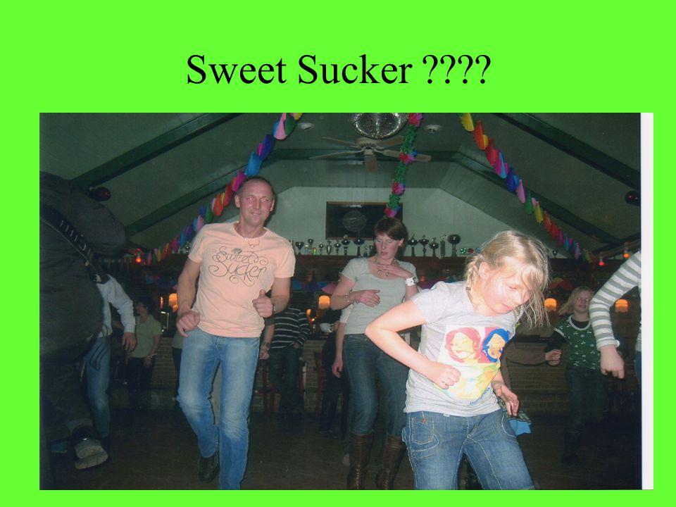 Sweet Sucker ????