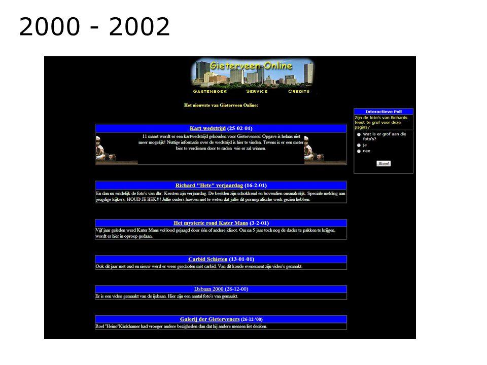 2002 - 2004
