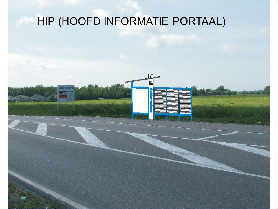 HIP (HOOFD INFORMATIE PORTAAL)