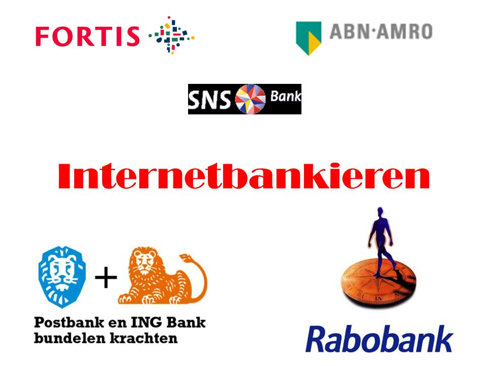Op de website van de ABN AMRO vinden we niet alleen handleidingen en demo's maar ook oefeningen voor de verschillende handelingen welke we met Internetbankieren kunnen uitvoeren.