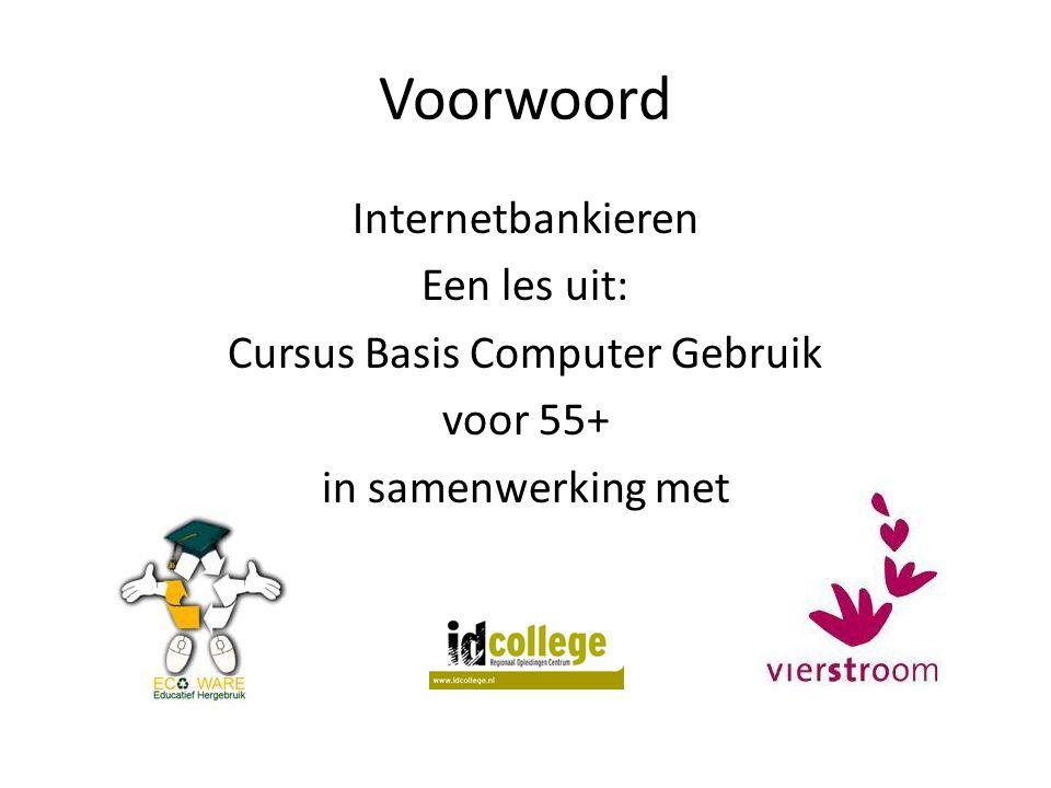 Oefenen op www.abnamro.nl