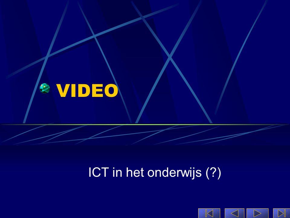 VIDEO ICT in het onderwijs ( )