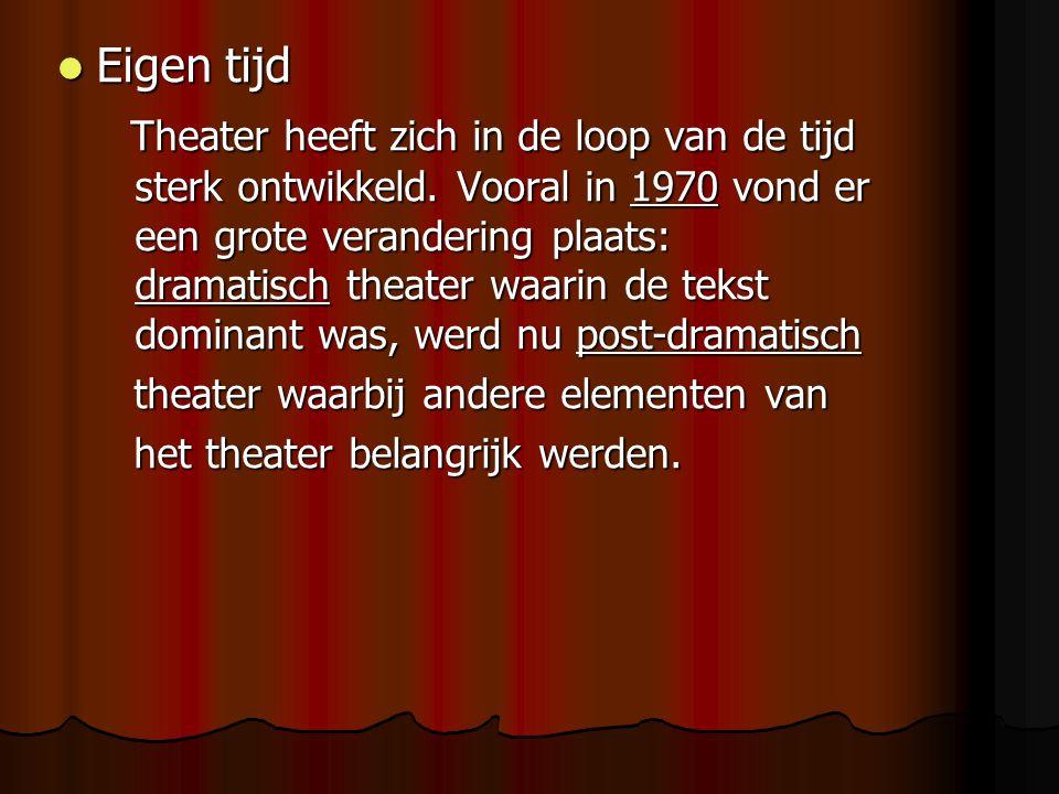 Educatief theater: 'Ben X'  Educatief theater = Theater waaruit men leert.