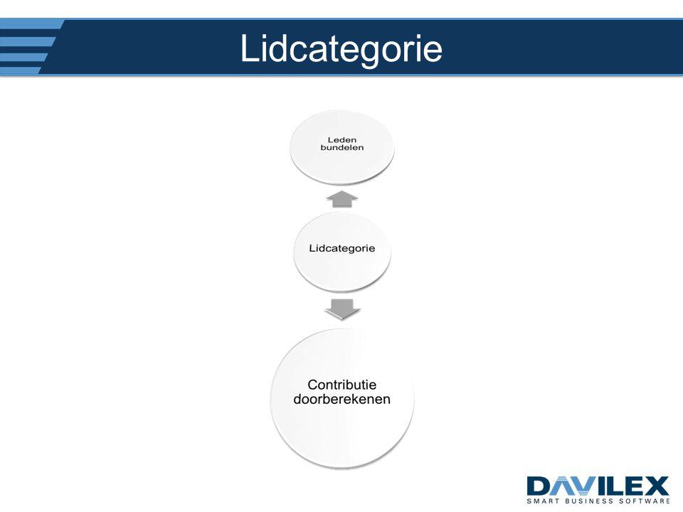 Lidcategorie