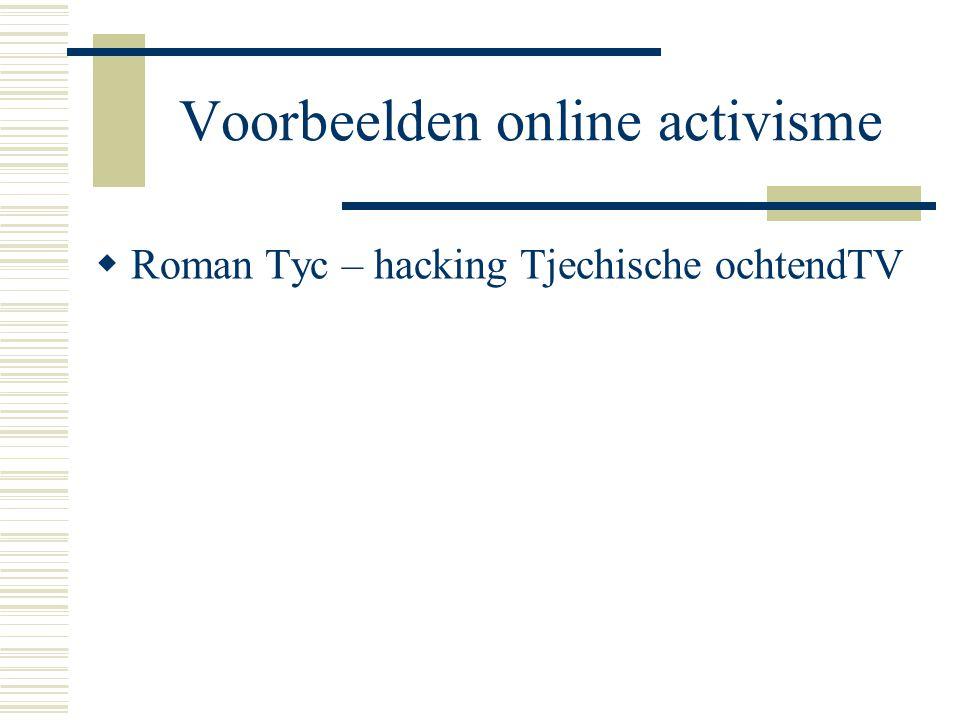 Legitimiteit van hacktivisme.