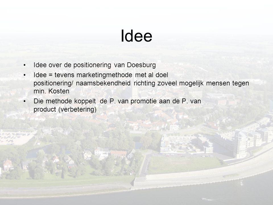 Be good and tell it Een methode die de P.van promotie koppelt aan de P.