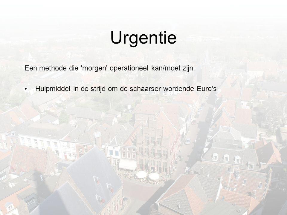 Positionering: onderscheid en eenduidigheid Te communiceren boodschap: wat is Doesburg in de kern?