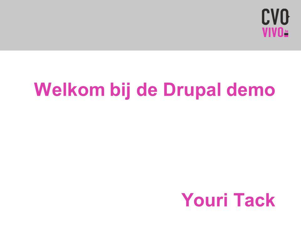 Wat is Drupal  Content Management Systeem (CMS)  Dries Buytaert  Drupal versie 7  Gratis te downloaden en te gebruiken  Nederlandstalig  Back-end en front-end