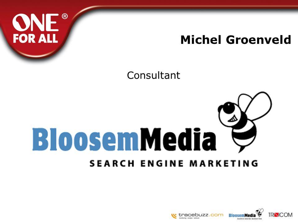 Michel Groenveld Consultant