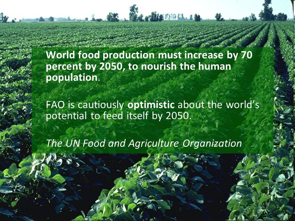 Food production requires fertilizers containing phosphorus, nitrogen and potassium.