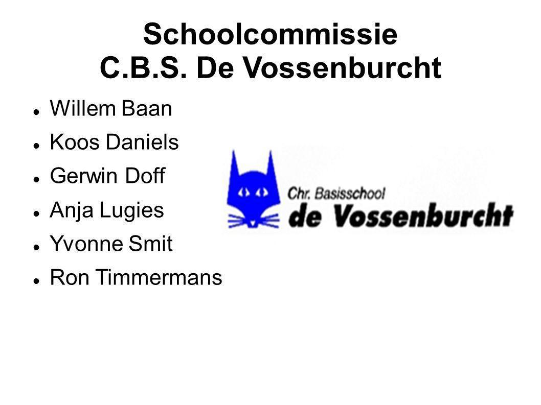Achter: Ron Timmermans, Anja Lugies, Yvonne Smit en Koos Daniels Voor: Gerwin Doff en Willem Baan