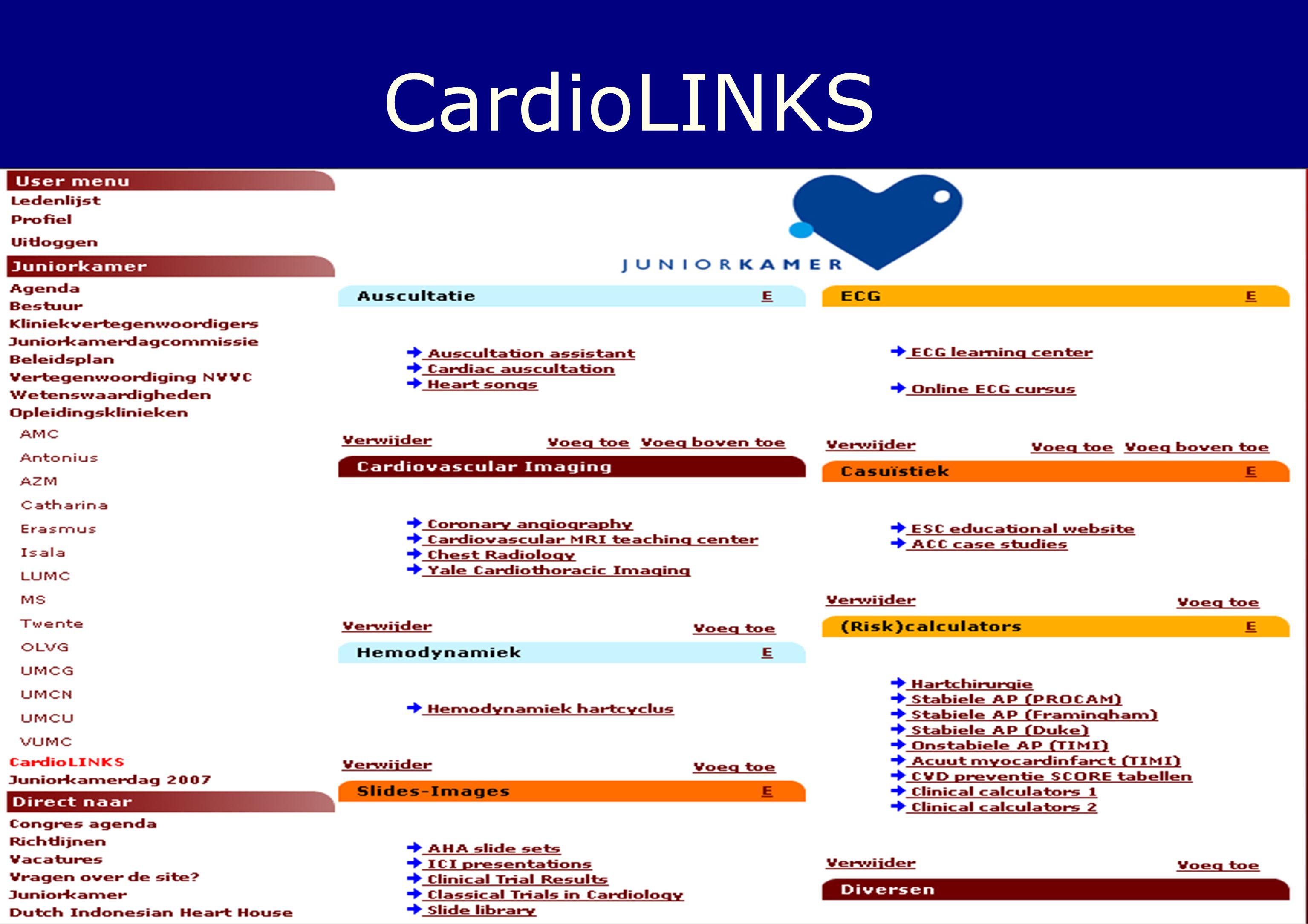 CardioLINKS