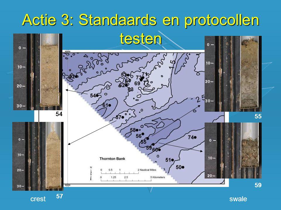 Actie 3: Standaards en protocollen testen 57 5554 59 swalecrest