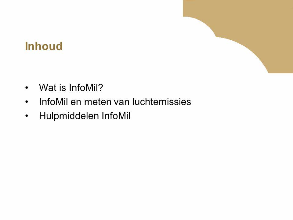 Meer informatie •www.infomil.nl •Helpdesk InfoMil: –+31 70 3735 575 –info@infomil.nl •Wim Burgers –burgers@infomil.nl –+31 70 3735 297 Vragen?