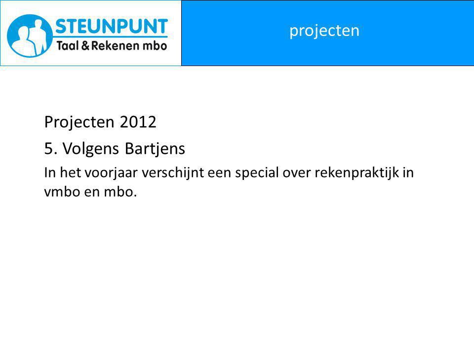 projecten Projecten 2012 5.