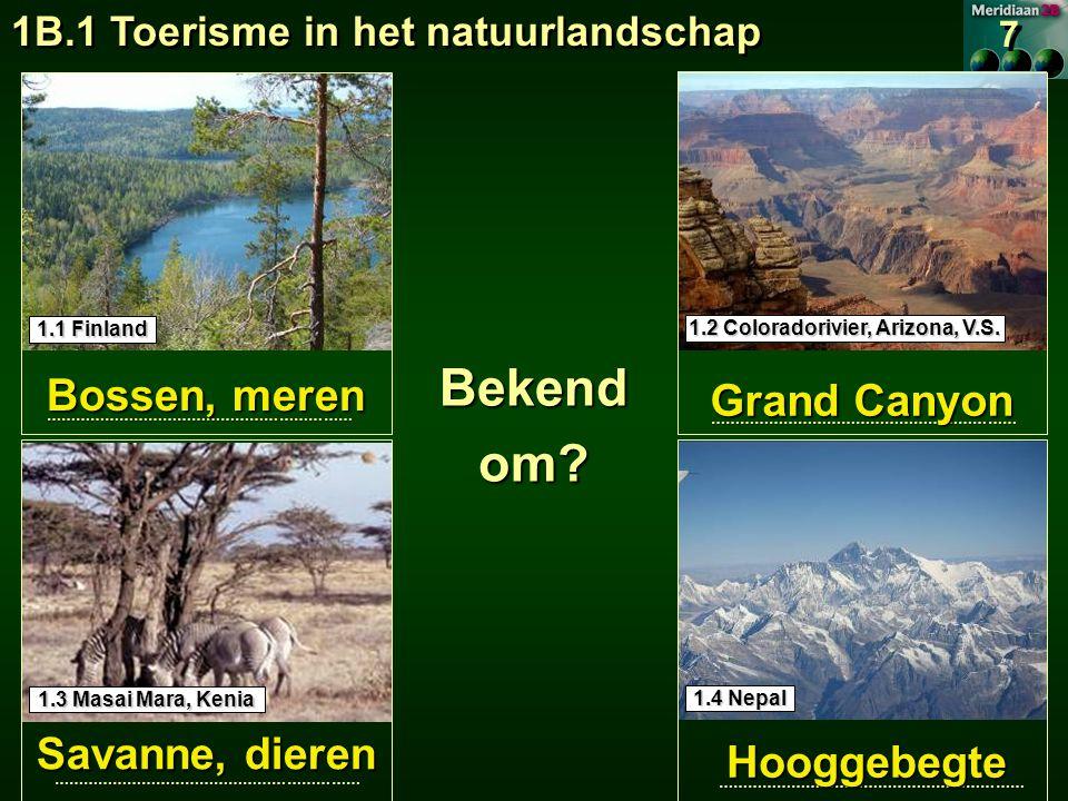 7 7 Welk gevaar? Het natuurlandschap wordt beschadigd, vervuild en/of verstoord.