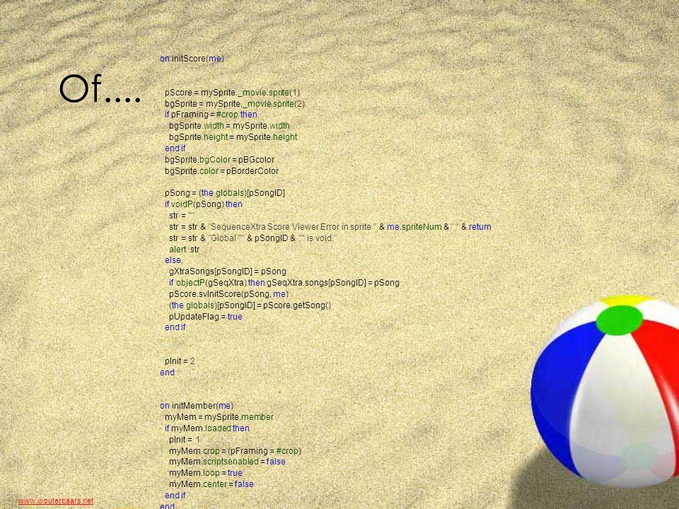 www.wouterbaars.net Game play design