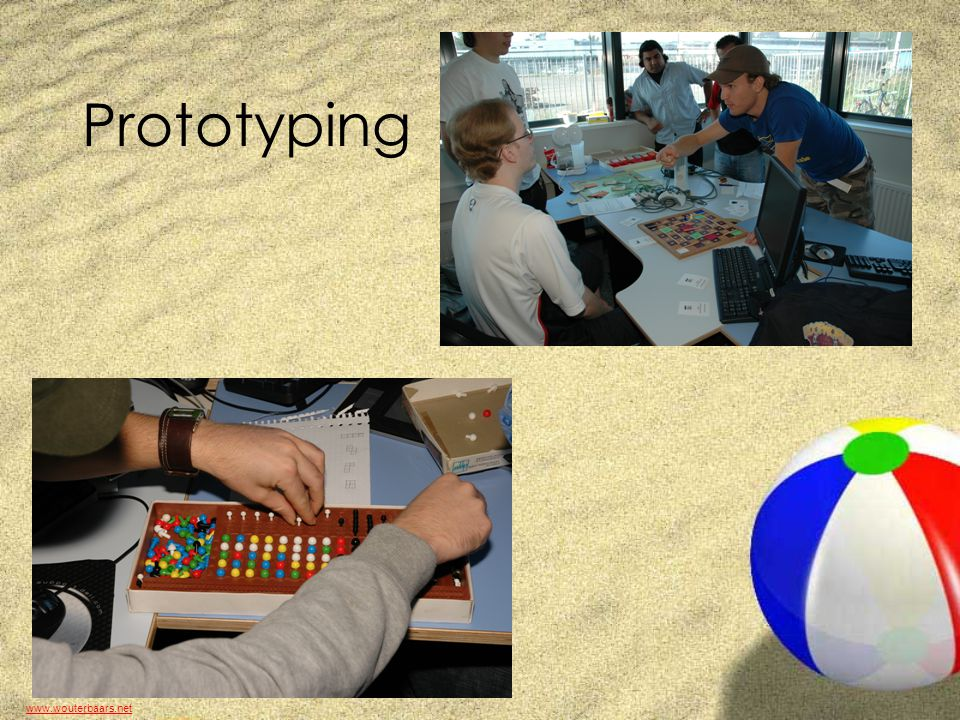 www.wouterbaars.net Gameplay designer worden.