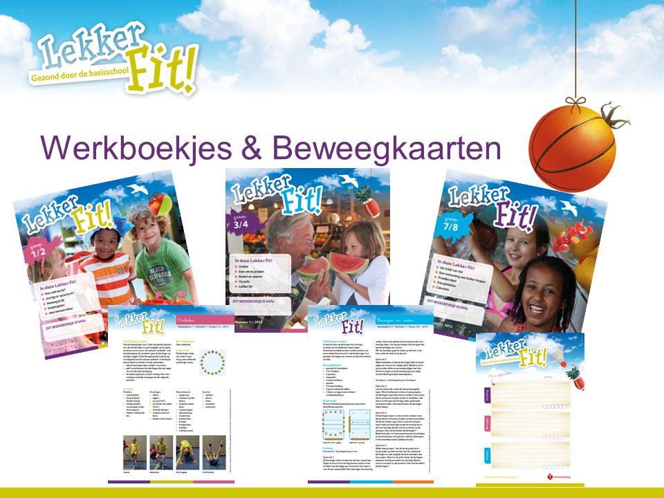 Werkboekjes & Beweegkaarten [