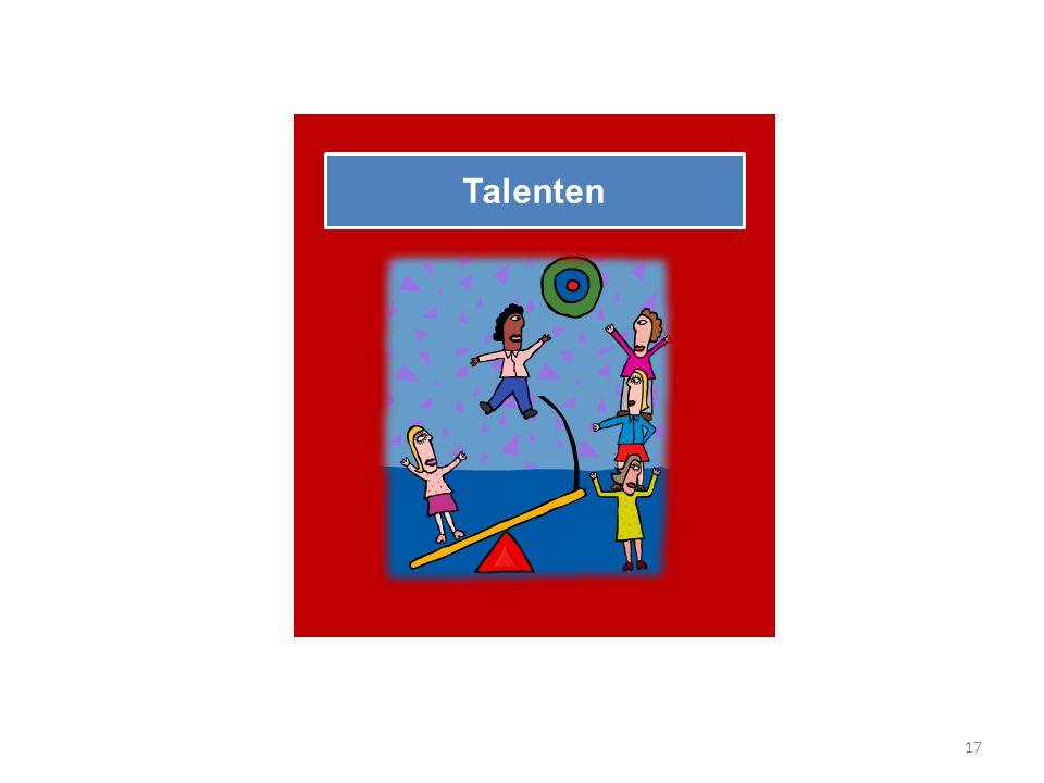 Talenten 17