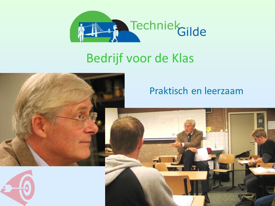 Gerealiseerd •Bedrijf voor de Klas •Docentenstages •Carrousel Installatietechniek •Pilotstages Prisma College en Heilijgers