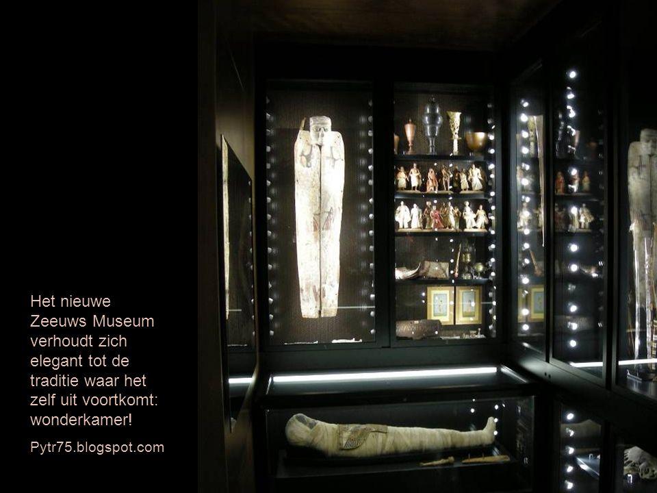 Het nieuwe Zeeuws Museum verhoudt zich elegant tot de traditie waar het zelf uit voortkomt: wonderkamer.