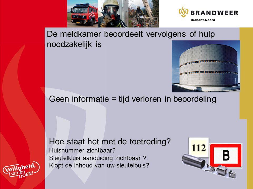 OPTIMAAL VOORBEREIDEN http://www.brandweer.nl/brabant-noord/ zoek op : voorbereidt op brand