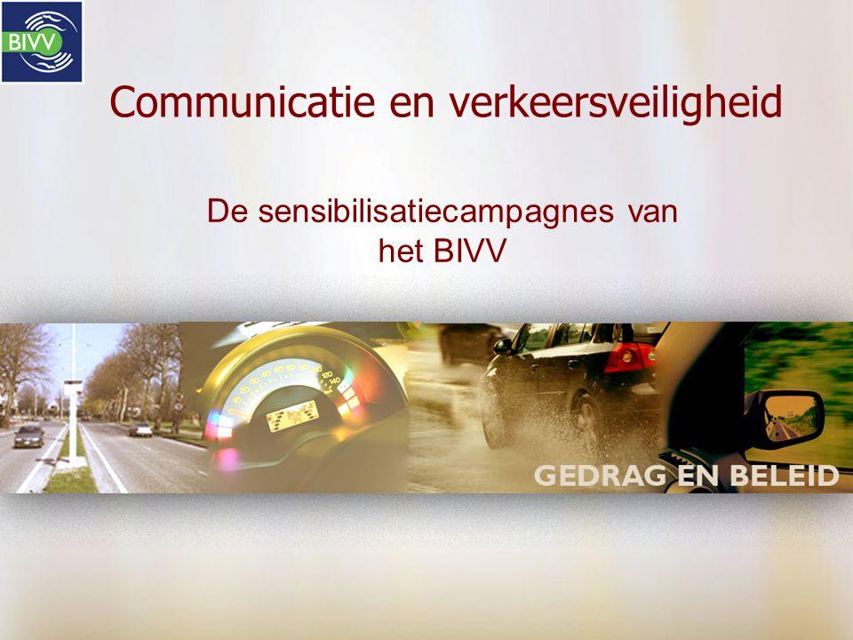 Afdelingen Mobiliteit en infrastructuur •Inspectie van bestaande wegen •Uitvoeren van verkeersveiligheidsaudits •Onderzoek, studies, raadgevingen en publicaties om de wegbeheerders te ondersteunen in het verbeteren van de weginfrastructuur