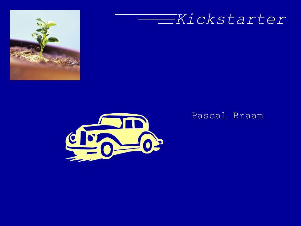Kickstarter Pascal Braam