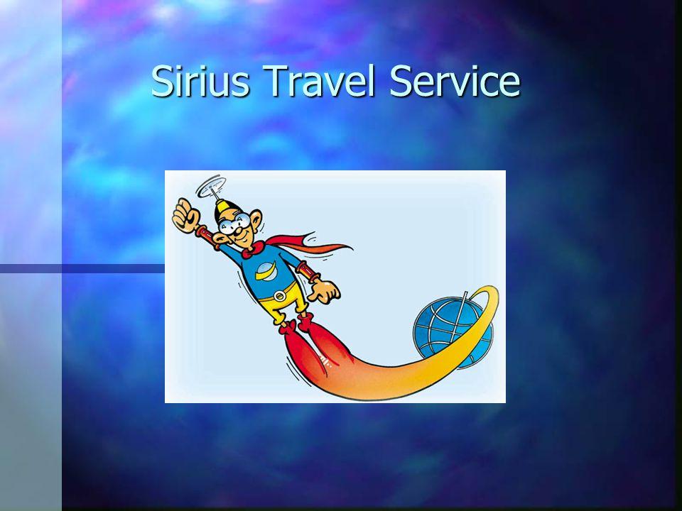 Sirius Travel Service
