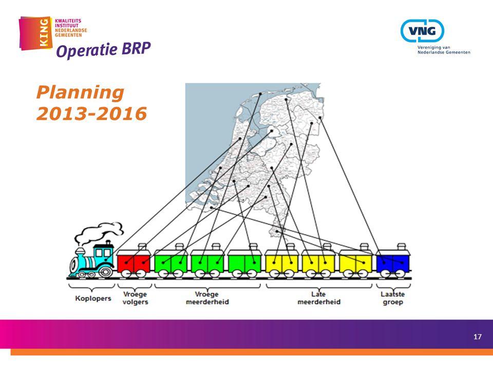 17 Planning 2013-2016