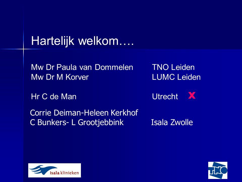 Take home messages  NICU gehoorscreening stabiel  Inloggen TNO wijzigt  ALGO 3i problemen  MB11 alternatief  financiering in 2011 ongewijzigd
