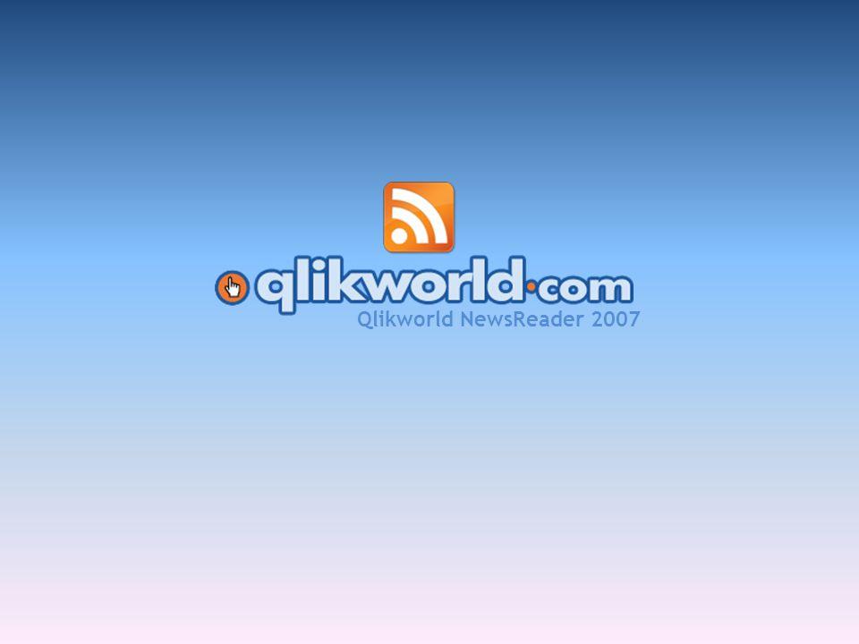 Qlikworld helpt u graag bij specifieke eisen of extensies Bijvoorbeeld: • Real time tickers • Webshops integreren • Teletext integreren • Online radio station integreren • Verschillende categorielayouts Op maat maken