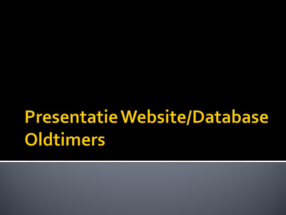  Jeroen -> Casetalk  Erikjan -> Website/HTML  David -> Database