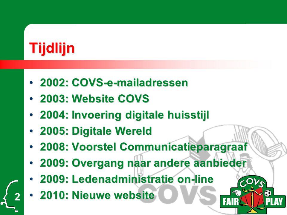 Ervaringen Kader (VCN, districten) gebruiken de website nauwelijks Beheerdersniveau zeer wisselend (Te) veel correspondentie gaat via e-mail Erfenis uit het verleden verstoort 13