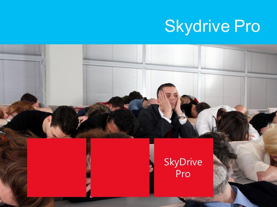 Skydrive Pro SkyDrive Pro