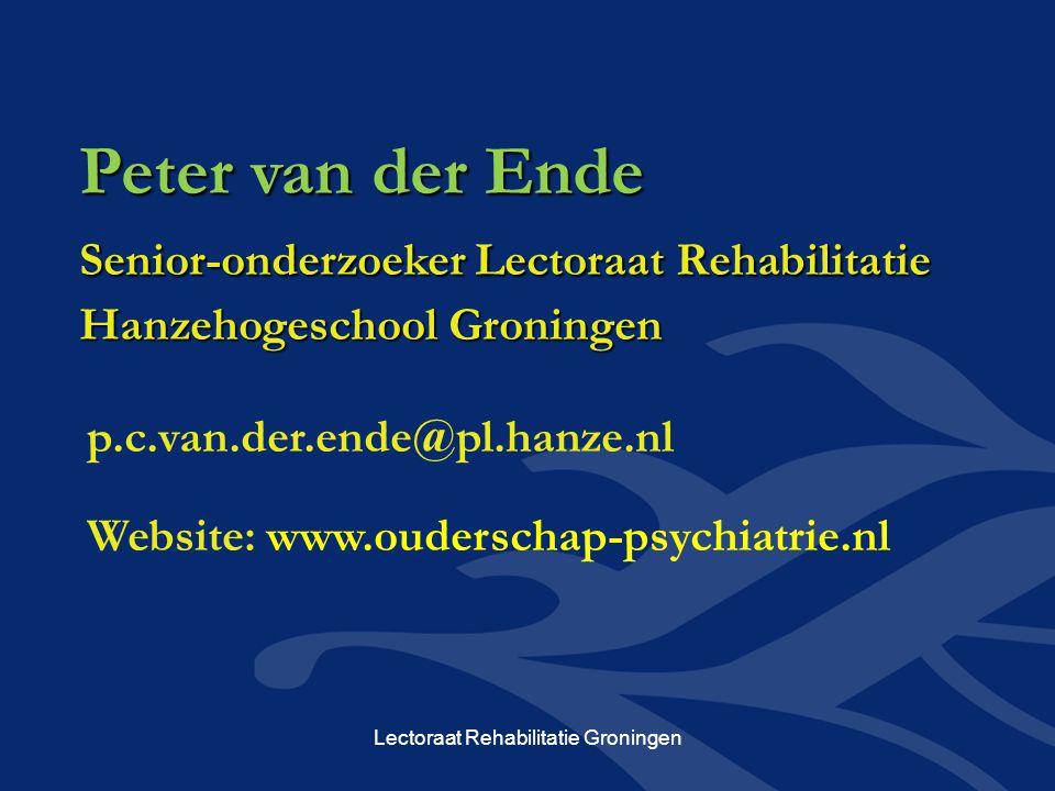 Onderwerpen •1.Project ouderschap bij psychische aandoeningen •2.